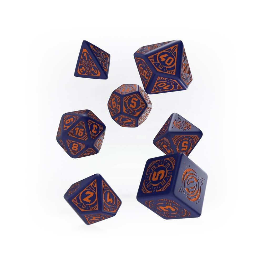 Starfinder 7 Dice Set - Dead Suns - Imaginary Adventures