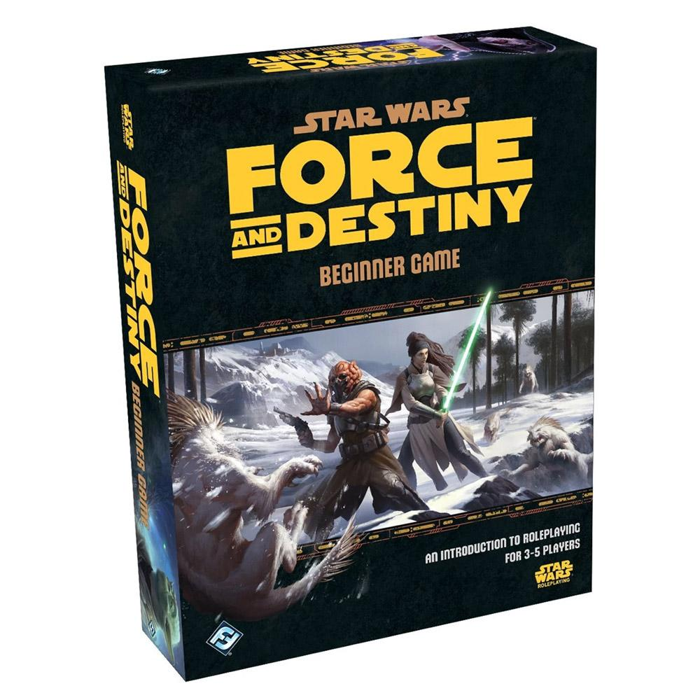 Star Wars Force and Destiny Beginner Game - Imaginary Adventures