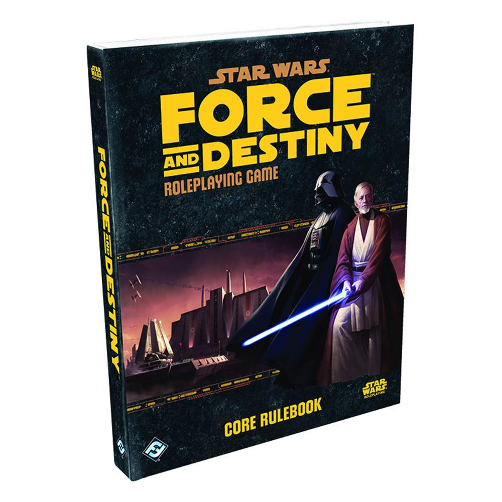 Star Wars Force and Destiny Core Rulebook - Imaginary Adventures