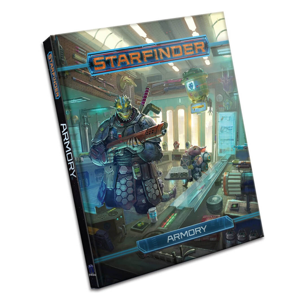 Starfinder Armory - Imaginary Adventures