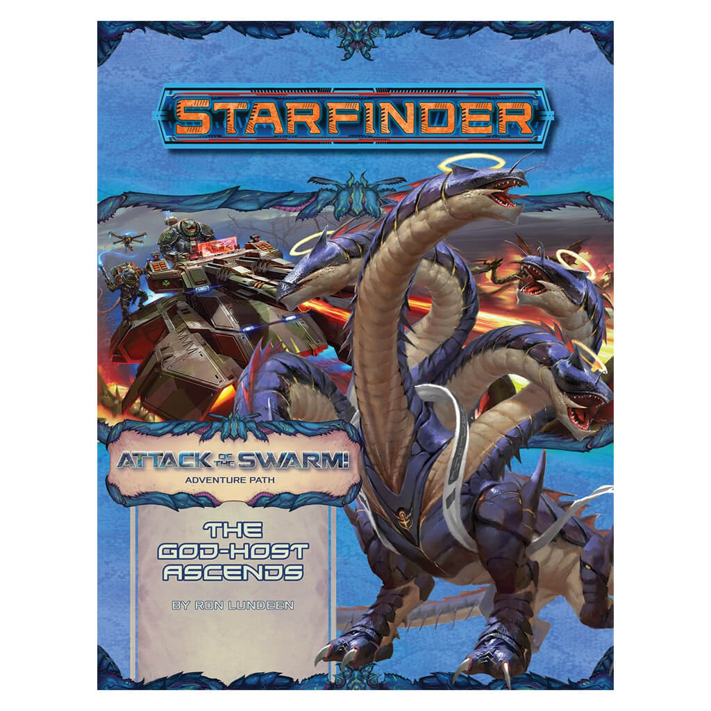 Starfinder Adventure Path - Attack of the Swarm 6 of 6 - The God-Host Ascends