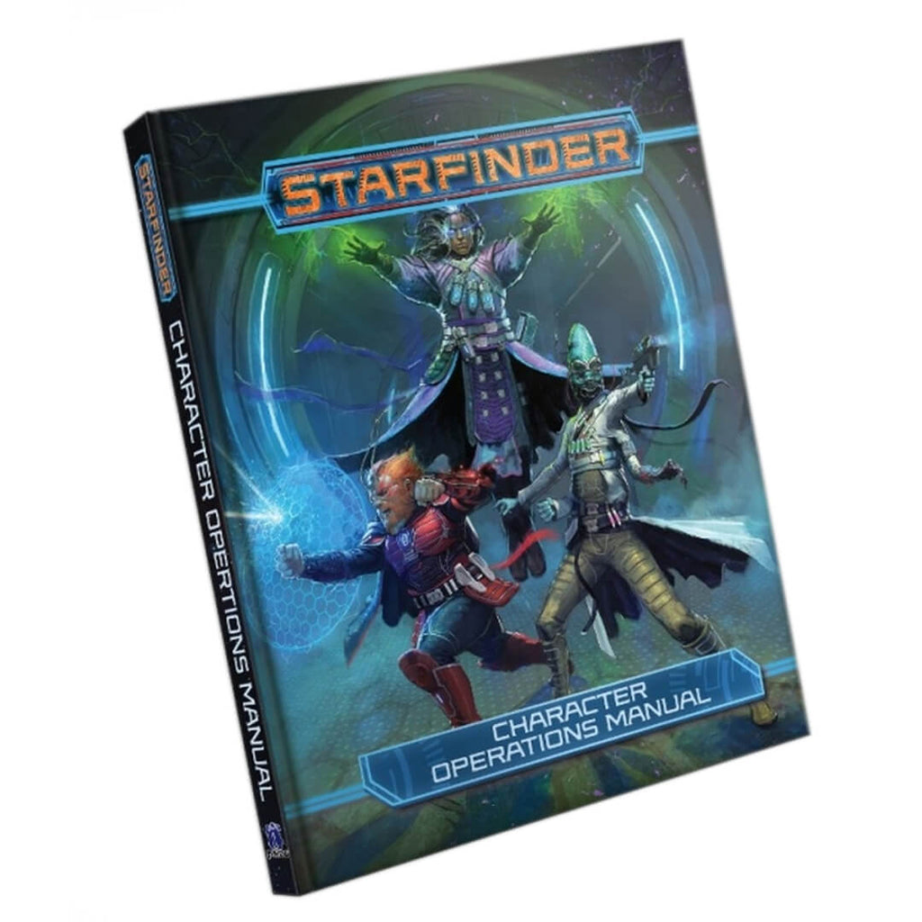 Starfinder Character Operations Manual - Imaginary Adventures