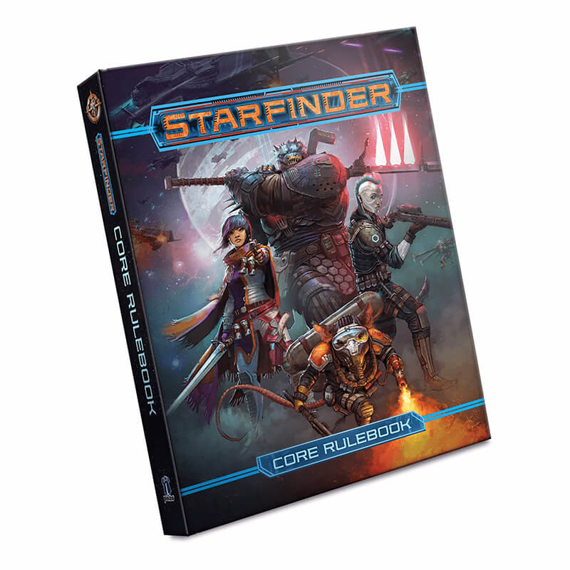 Starfinder Core Rulebook - Imaginary Adventures