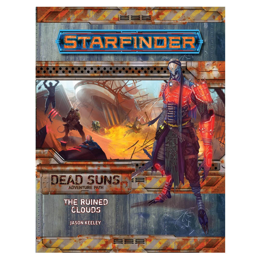 Starfinder Adventure Path: The Ruined Clouds (Dead Suns 4 of 6) - Imaginary Adventures