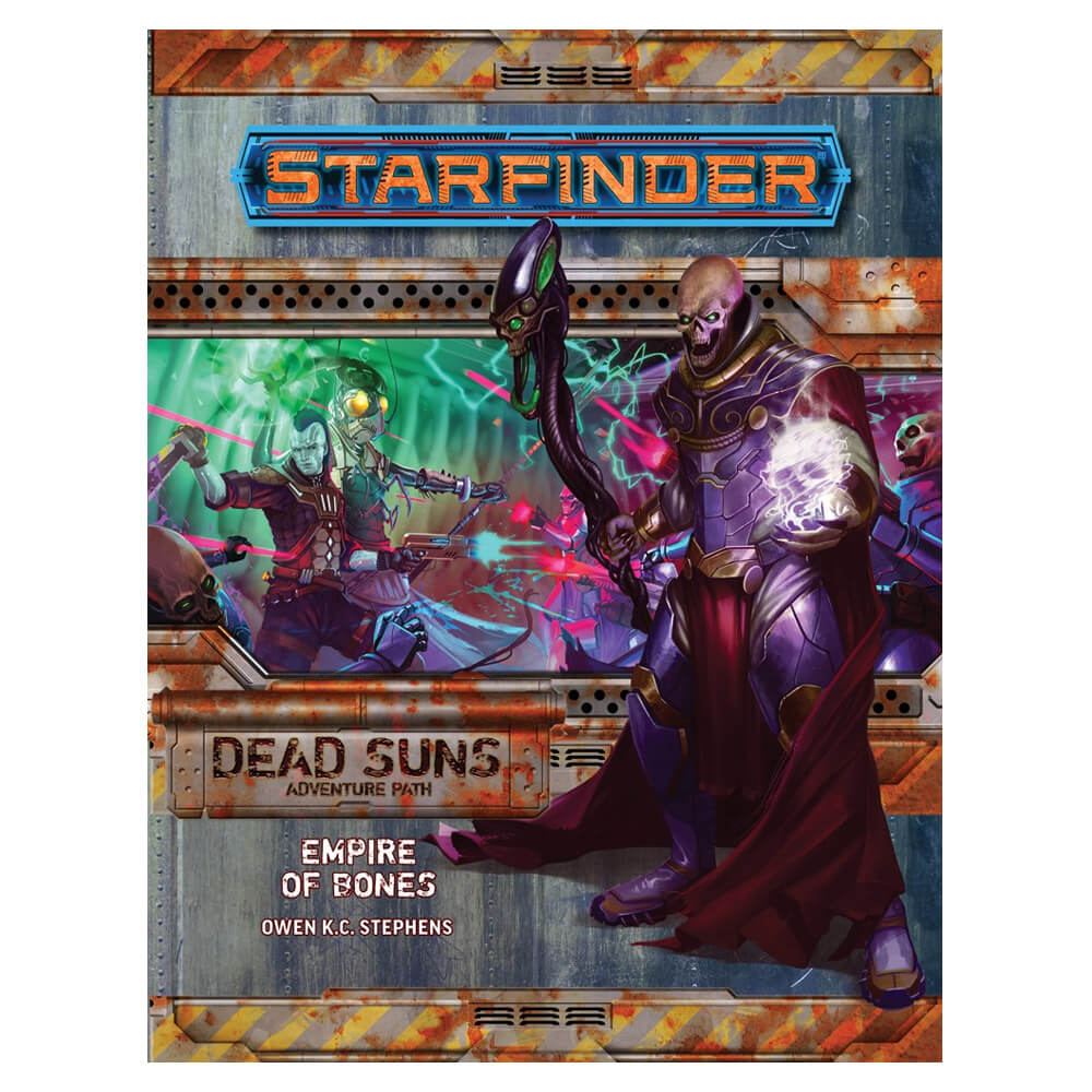 Starfinder Adventure Path: Empire of Bones (Dead Suns 6 of 6) - PREORDER (JUL) - Imaginary Adventures
