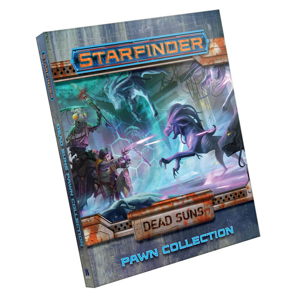 Starfinder Adventure Path - Dead Suns - Pawn Collection - Imaginary Adventures