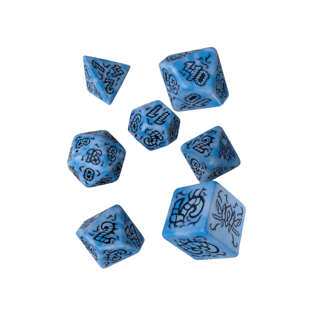Starfinder 7 Dice Set - Attack of the Swarm