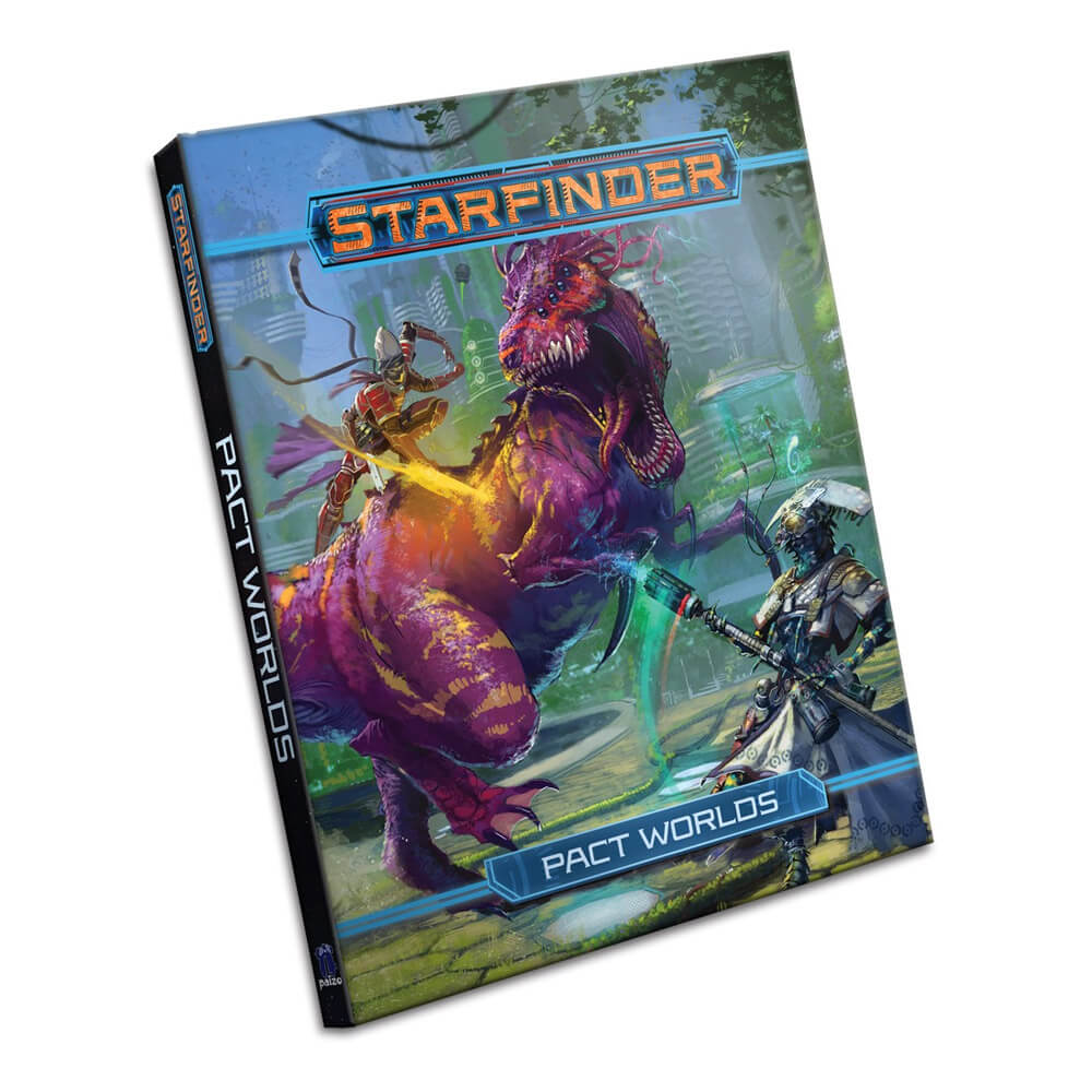Starfinder Pact Worlds - Imaginary Adventures