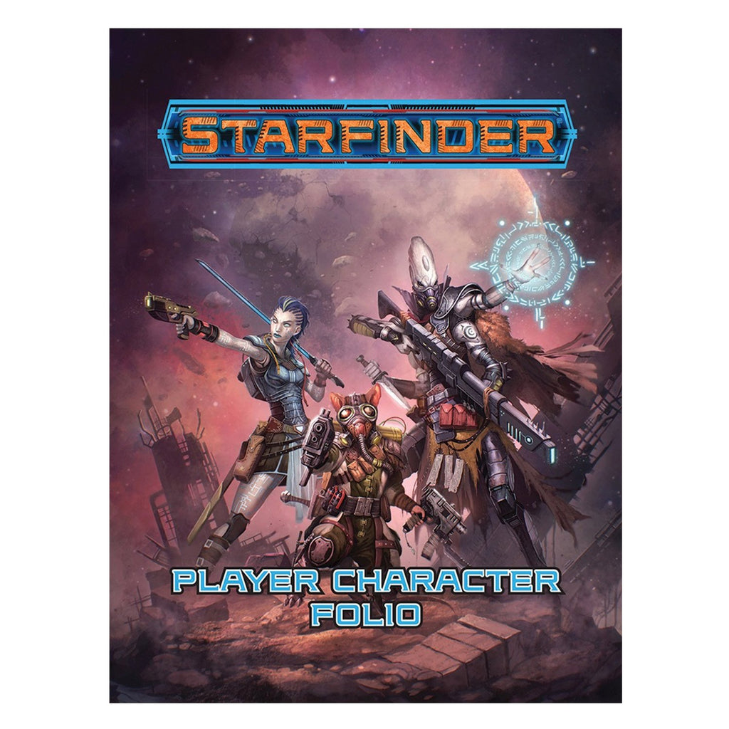 Starfinder Player Character Folio - Imaginary Adventures