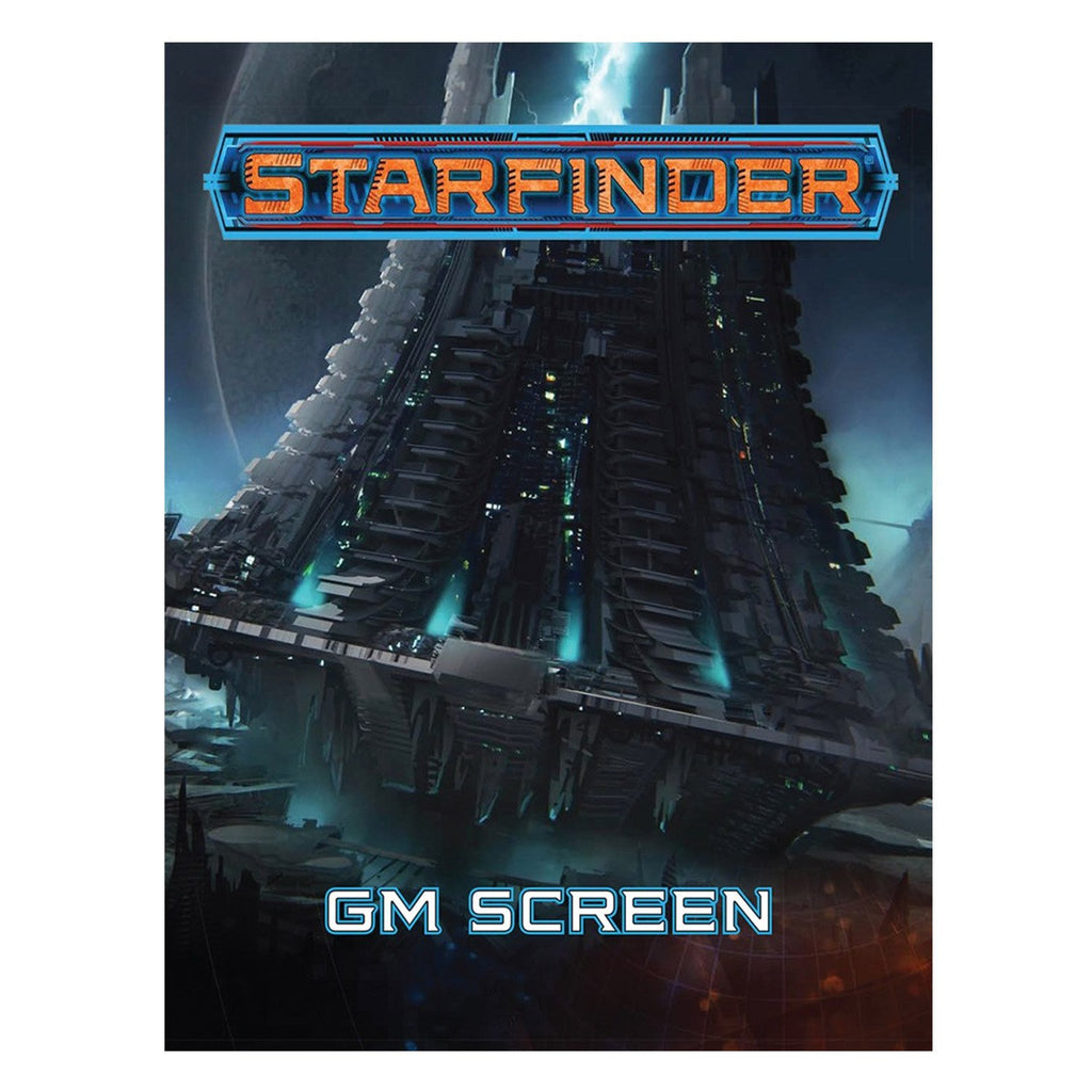 Starfinder Roleplaying Game: Starfinder GM Screen - Imaginary Adventures