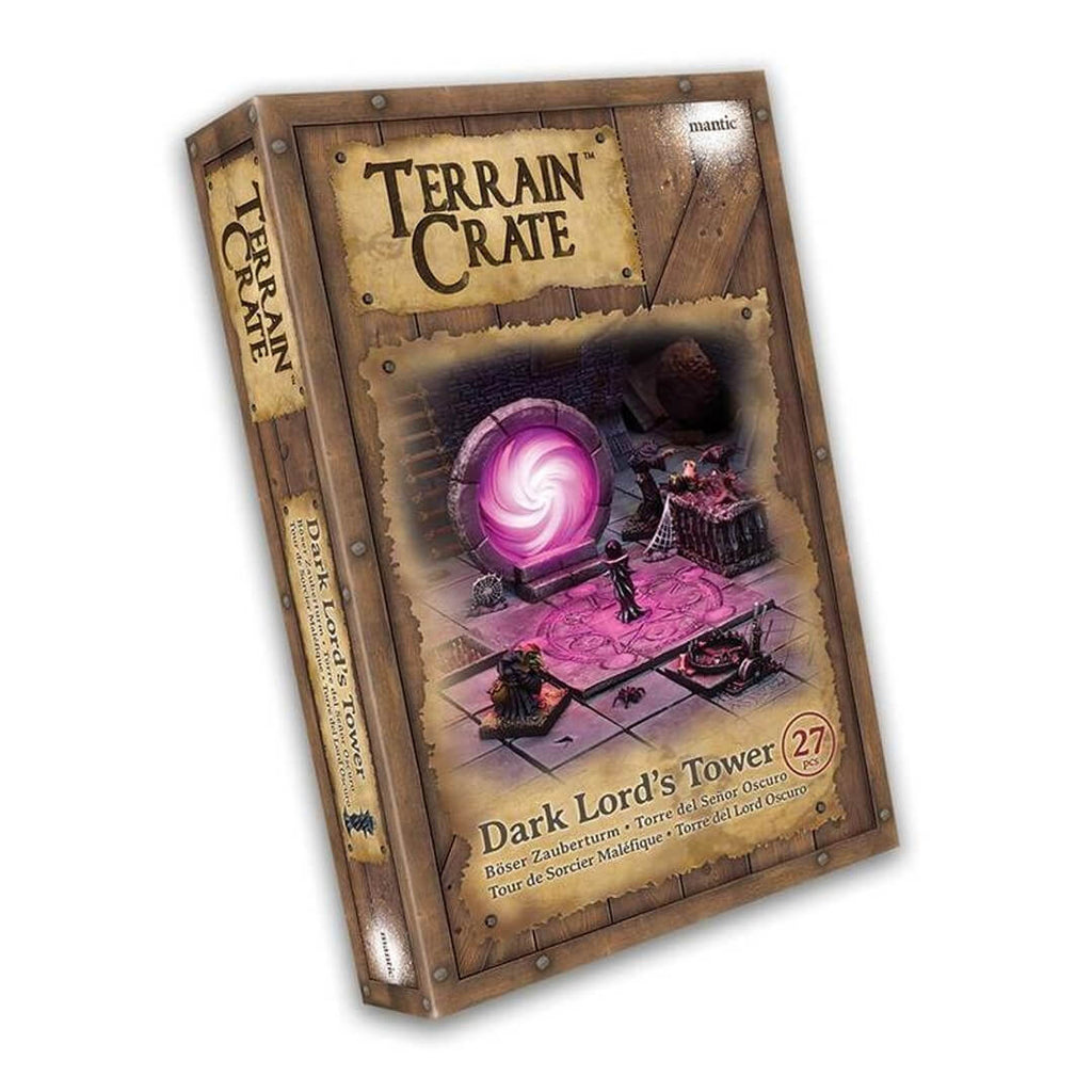 Terrain Crate Dark Lord's Tower - Imaginary Adventures