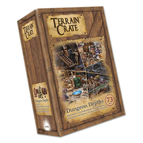 Terrain Crate Dungeon Depths Box
