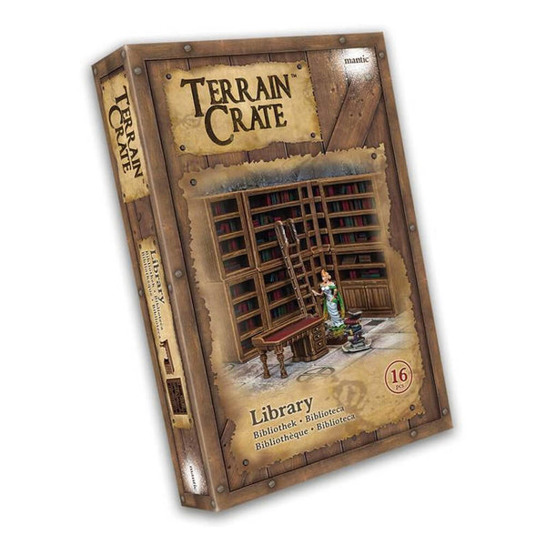 Terrain Crate Library