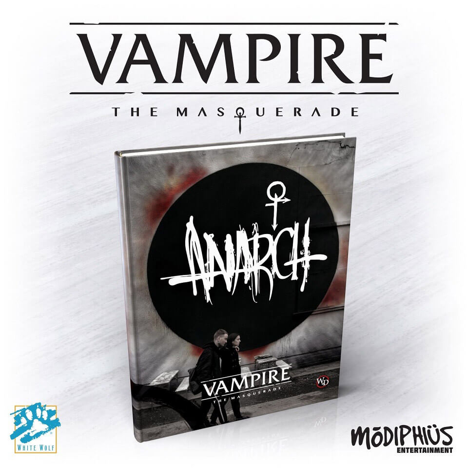 Vampire The Masquerade 5th Edition Anarch - Imaginary Adventures