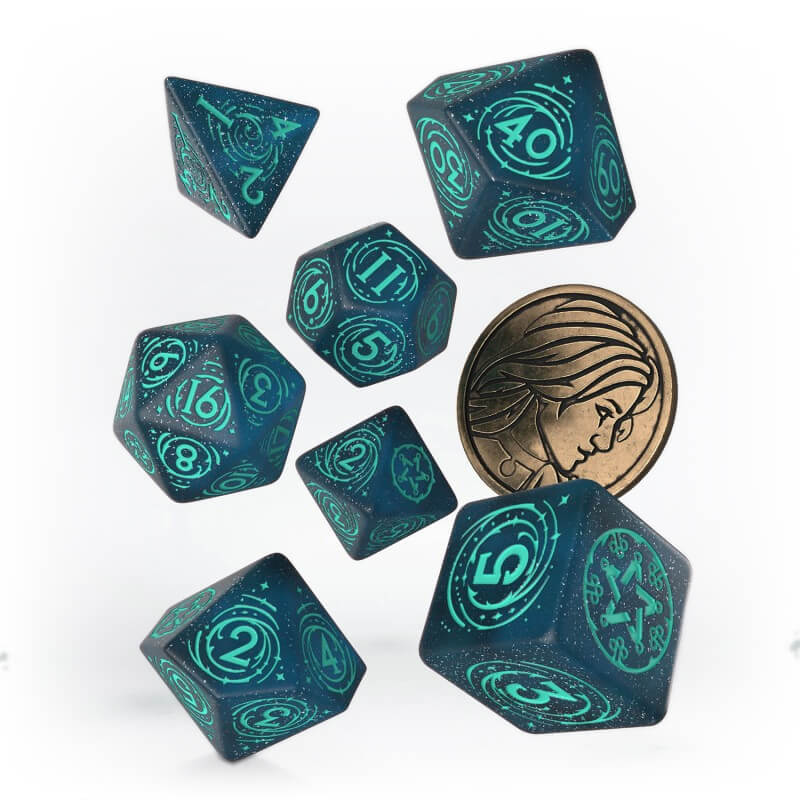 Witcher Dice - Yennifer - Sorceress Supreme - PREORDER