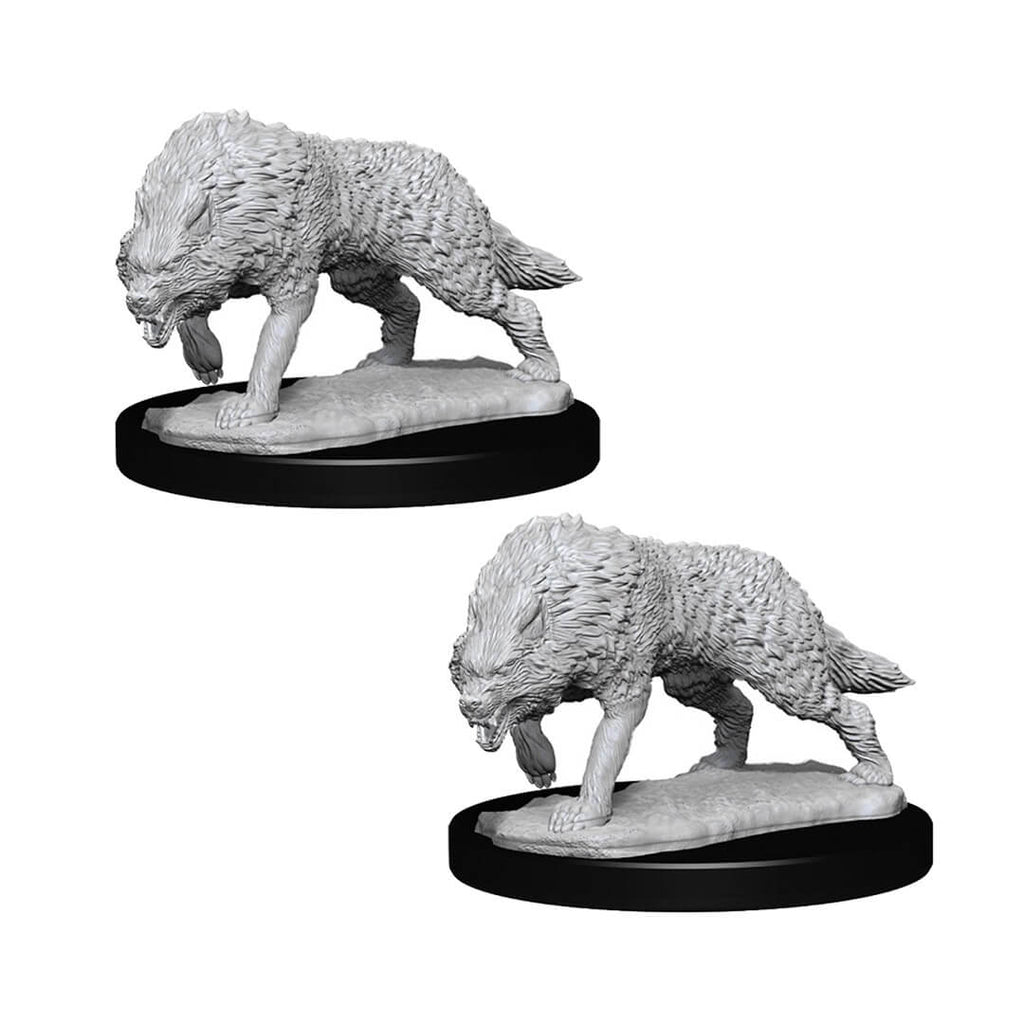 WizKids Minis - Timber Wolves - Imaginary Adventures