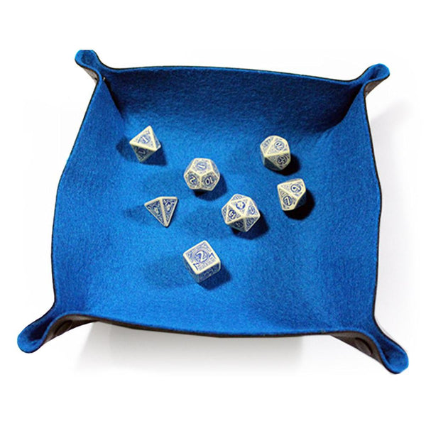 All Rolled Up Dice Tray - Marine - Imaginary Adventures