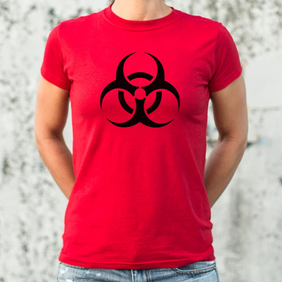 Biohazard T-Shirt (Ladies)