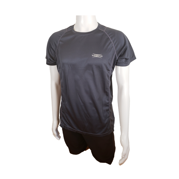 Wegrynd Men's Moisture Wicking Short Sleeve Technical Shirt