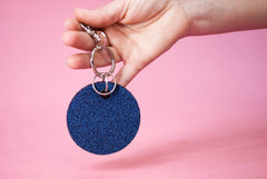 Speckle Key Ring