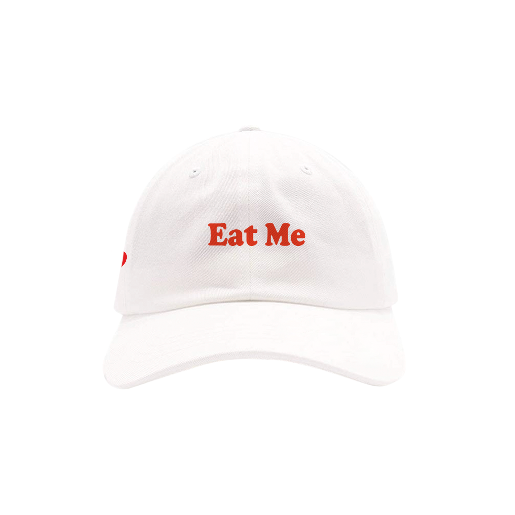 Eat Me White Hat