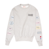 POLITE SAYINGS CREWNECK