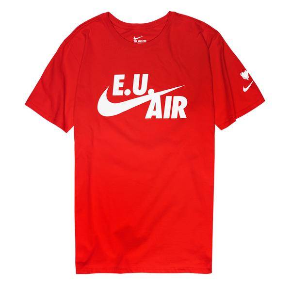 EU AIR TEE - RED