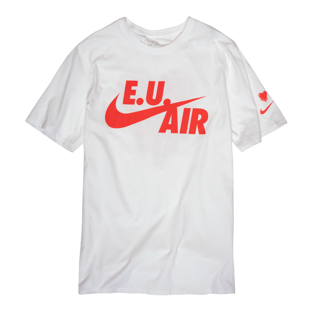 EU AIR TEE - WHITE