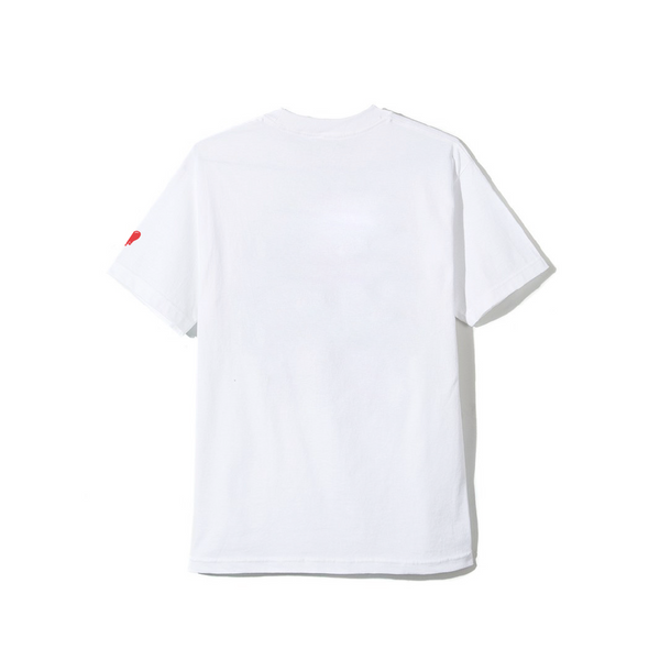 Sexual Distancing White Tee