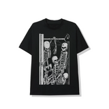Skeleton Black Tee