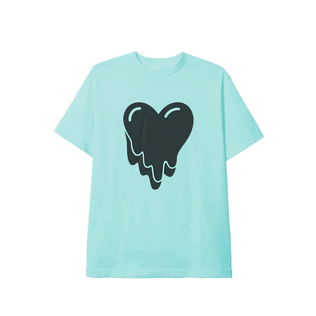 Heart Logo Mint Tee