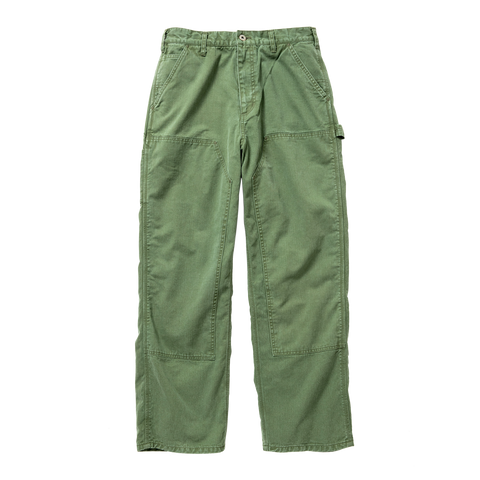 Carpenter Pants, Green