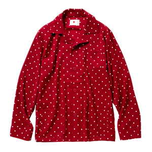 Sleep Shirt, Red