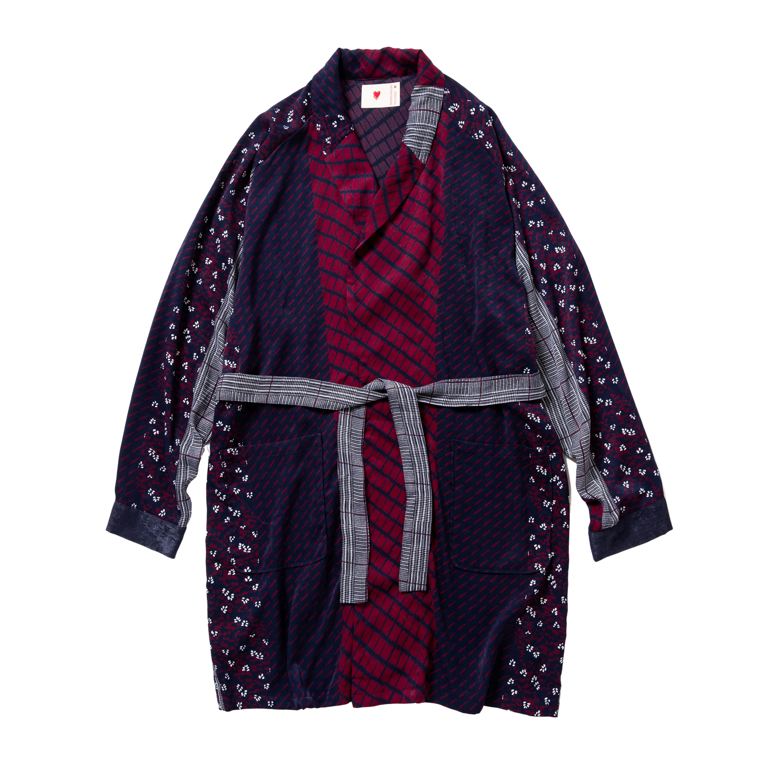 Relax Robe, Red