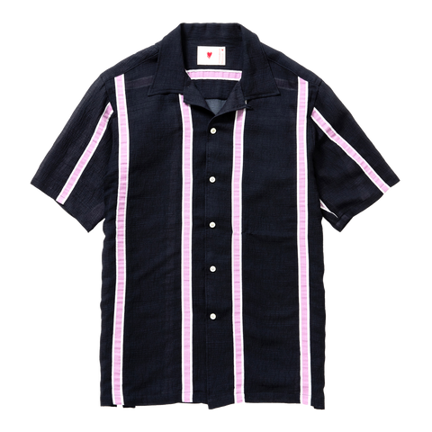 Taping Shirt, Navy
