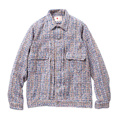 Type2 Jacket, Blue