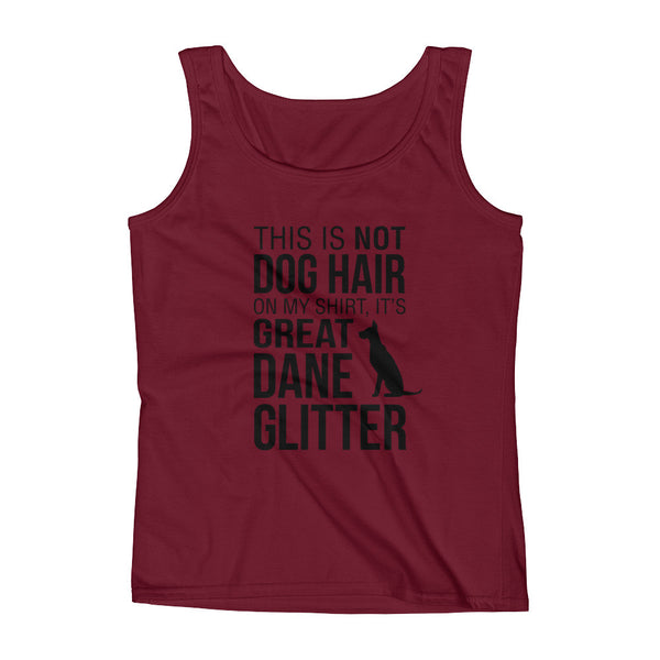 GREAT DANE GLITTER / Ladies' Tank