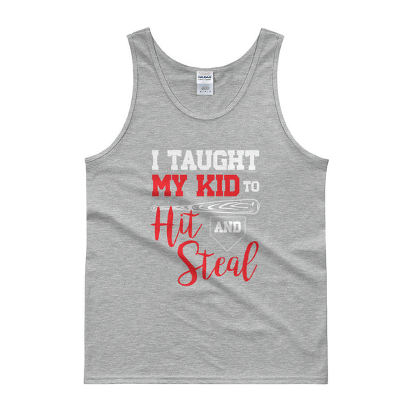 Hit & Steal / Tank top