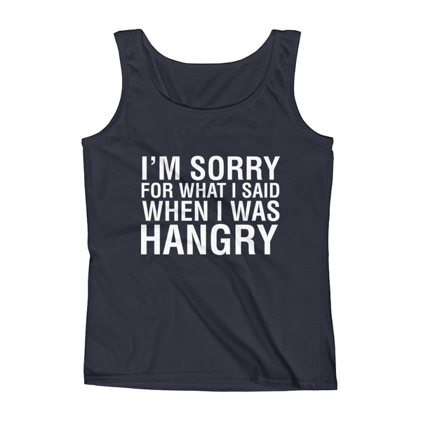HANGRY / Ladies' Tank