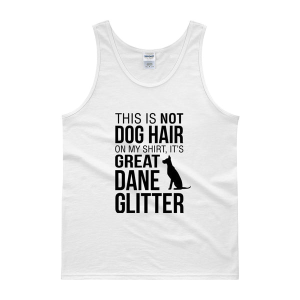GREAT DANE GLITTER / Tank top