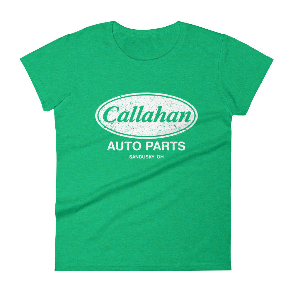 CALLAHAN AUTO PARTS / Women's short sleeve t-shirt