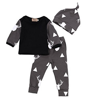 Baby Boy Deer Set