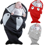 Newborn Shark Sleeping Bag