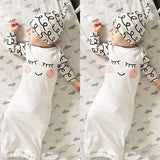 Sleepy Eyes Baby Gown