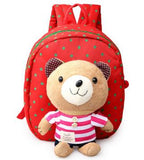 Child Anti-Lost Walking Cartoon Backpack