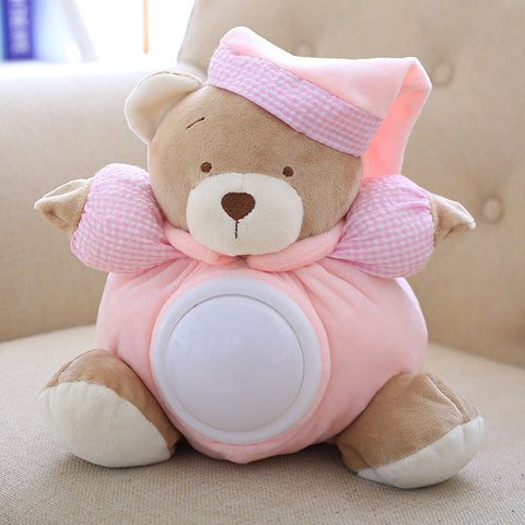 Night Light Teddy Bear