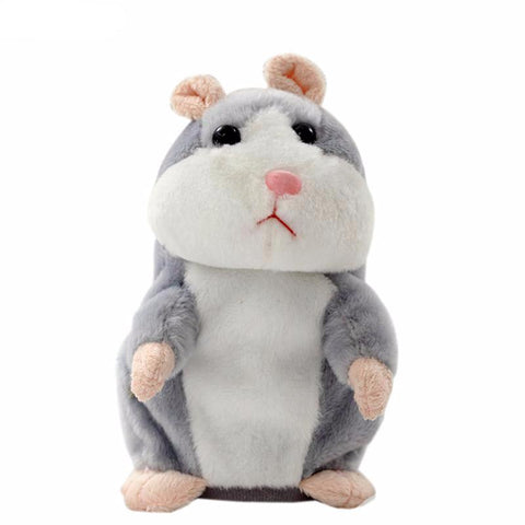 """Limited"" Little Talking Hamster Plush Toy ""Free-Shipping"""