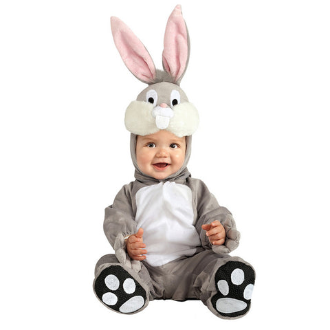PLUSH BUNNY COSTUME