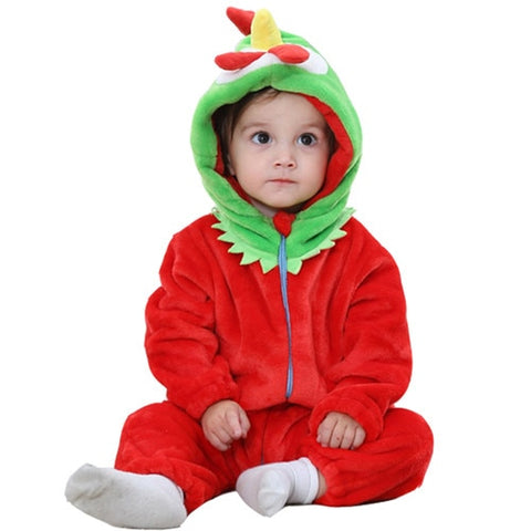 CHICKEN HOODED JUMPSUIT