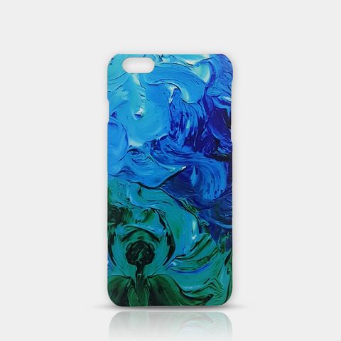 Abstract Flower Slim iPhone 6/6S Case - iKaracase